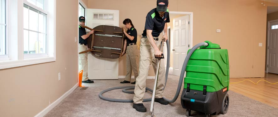 Concord, NC residential restoration cleaning